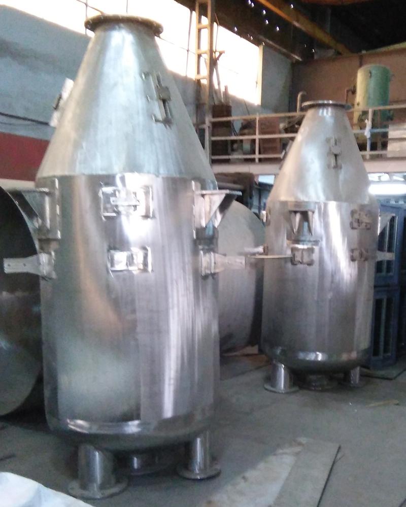 Stainless Steel Fabrication | Classic Machine Tools (P) Ltd